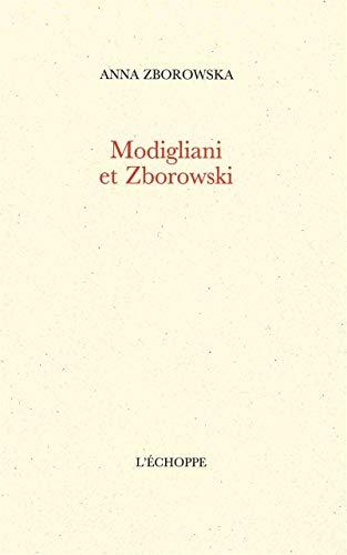 9782840682691: Modigliani et Zborowski