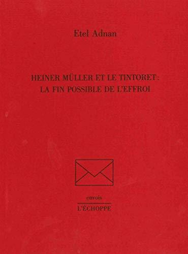 9782840682745: Heiner Muller et Le Tintoret