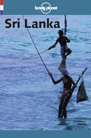 9782840701583: Lonely Planet: Sri Lanka (French language version)