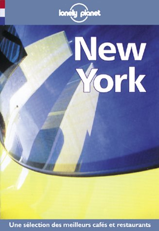 Lonely Planet New York guide de voyage (French Guides): Ellis, David
