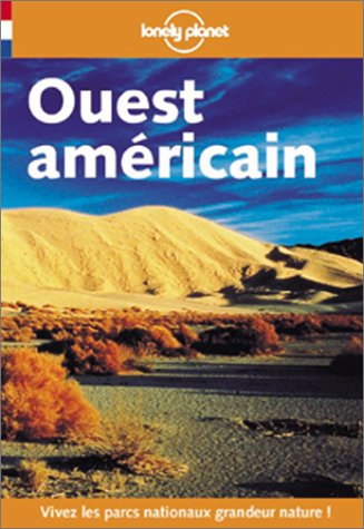 9782840701781: West Coast USA (Lonely Planet Travel Guides French Edition)