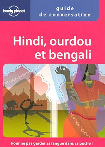 9782840706731: Hindi, ourdou et bengali