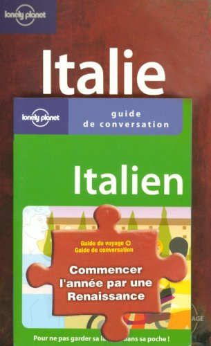 9782840706939: Pack Italie + guide conversation italien