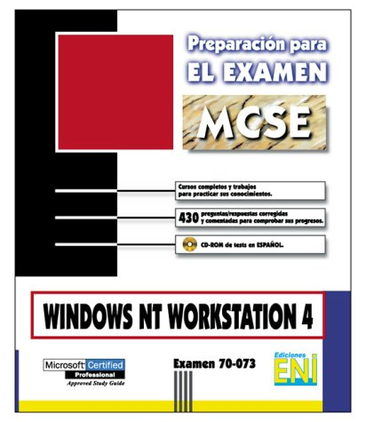 9782840729822: Windows NT Workstation 4