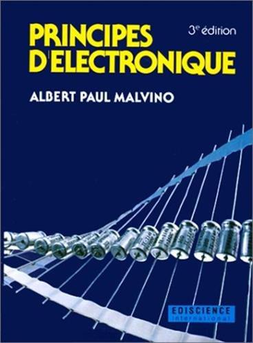 9782840740407: PRINCIPES D'ELECTRONIQUE