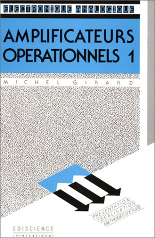 9782840740520: Amplificateurs opérationnels