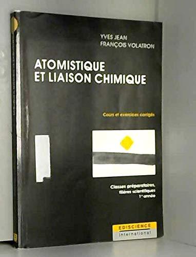 9782840741169: atomistique et liaison chimique