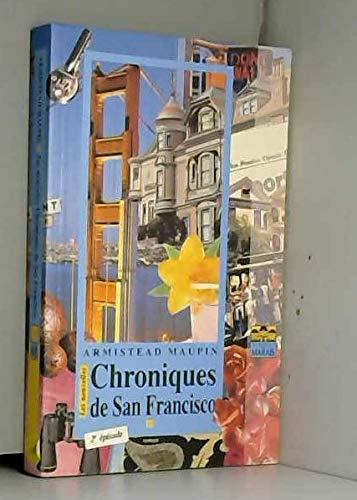 9782840750161: Chroniques de San Francisco, tome 2 : Les Nouvelles Chroniques de San Francisco