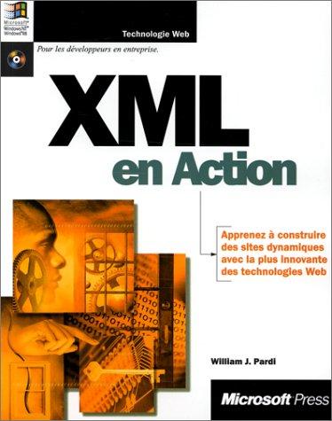 9782840825685: XML en action (avec CD-ROM)