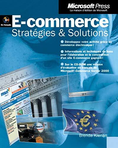 9782840828853: E-commerce : Stratégies et solutions