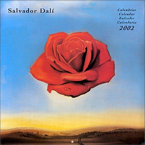 9782840895114: Dali : Calendrier 2002