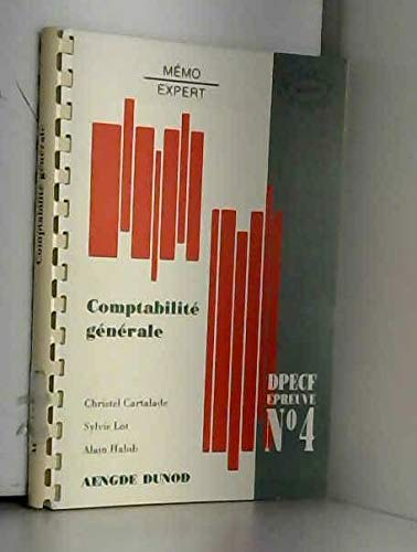 9782840900061: Comptabilité générale