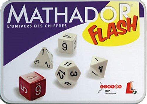 9782840932062: Mathador flash - l'univers des chiffres