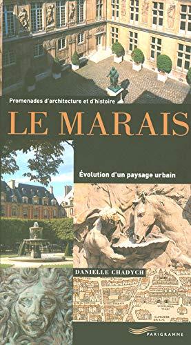 9782840961888: Le Marais : Evolution d'un paysage urbain