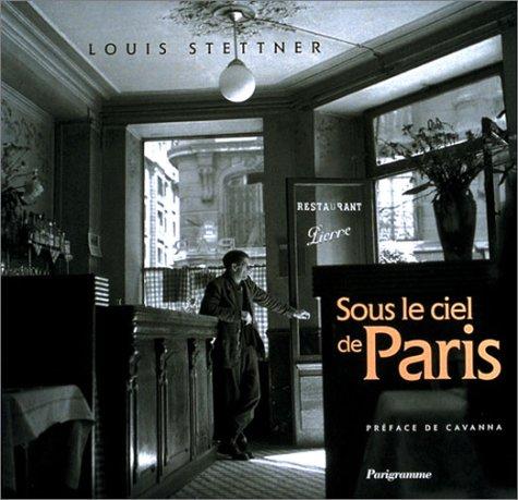 9782840961932: Sous le ciel de Paris