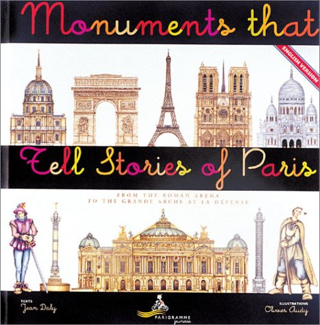9782840962519: Monuments that tell Stories of Paris