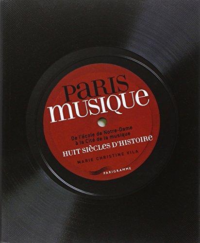9782840964193: Paris musique (French Edition)