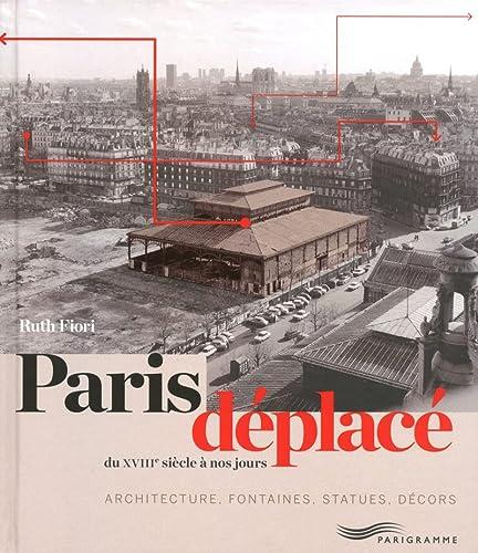 9782840966654: Paris d�plac�