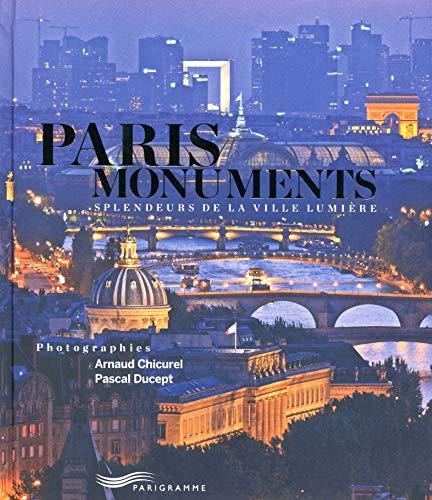 9782840967156: Paris monuments (French Edition)