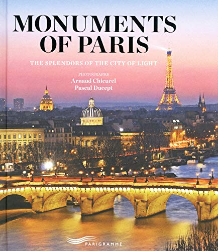 9782840967286: Monuments of Paris (French Edition)