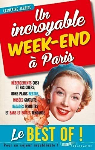 9782840967798: Un incroyable week-end à Paris