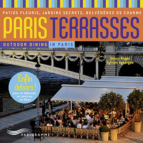 9782840969044: paris terrasses 2014