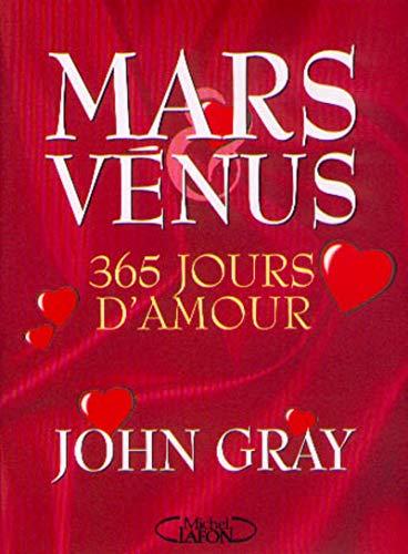 9782840985440: Mars & V�nus, 365 jours d'amour
