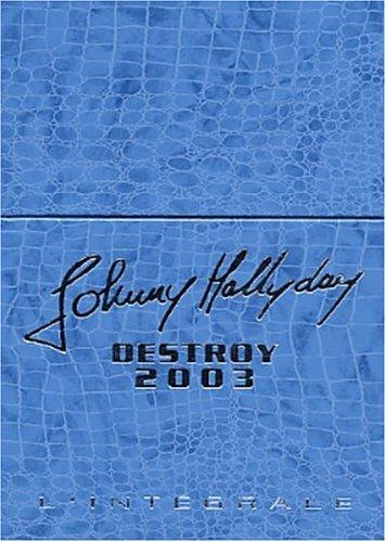 9782840989530: Destroy 2003 : Autobiographie, L'intégrale