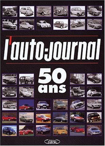 9782840989844: 50 ans d'Auto-journal, coffret de 2 volumes