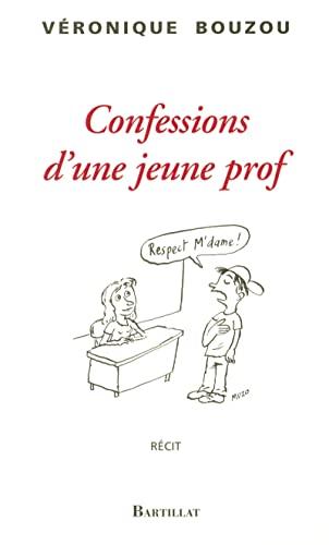 9782841003617: Confessions d'une jeune prof