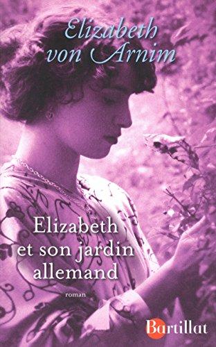 9782841004867: ELIZABETH ET SON JARDIN ALLEMAND