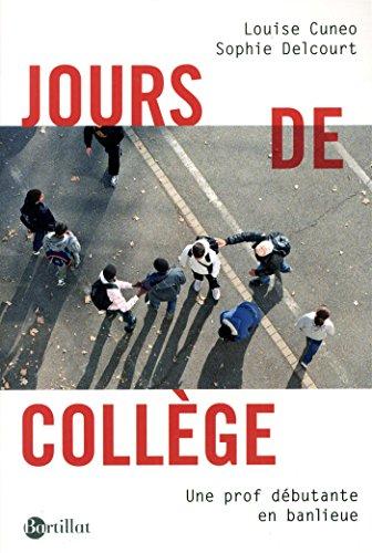 9782841005697: JOURS DE COLLEGE