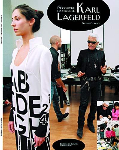 Découvre la mode de Karl Lagerfeld: Coleno, Nadine