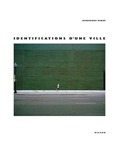 Identifications d'une ville (French Edition): Isabelle d' Hauteville