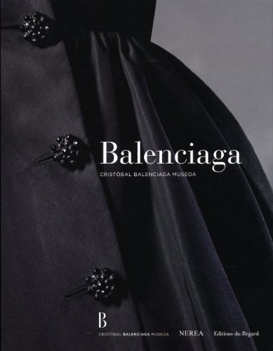 Balenciaga (French Edition): Jouve Marie-Andree