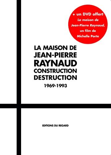 Maison de Jean-Pierre Raynaud (La) + DVD: Raynaud, Jean-Pierre