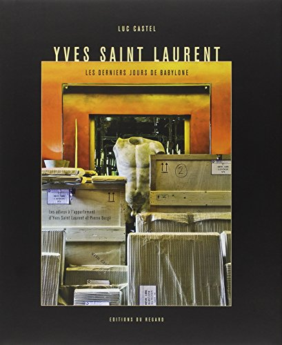 9782841053087: Yves-Saint-Laurent