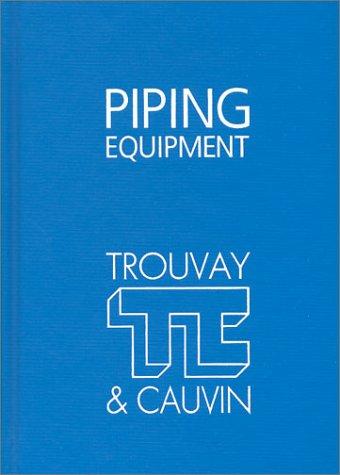 9782841075492: Piping Equipment 2001