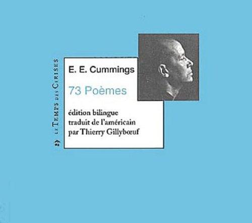 73 poemes (bilingue anglais) (2841092925) by Cummings, E.-E.