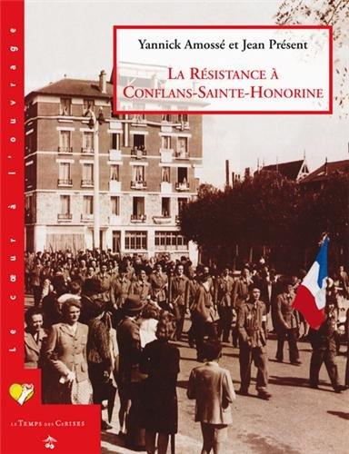 9782841099955: La résistance à Conflans-Sainte-Honorine