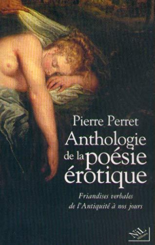 9782841112289: Anthologie de la poésie érotique - NE