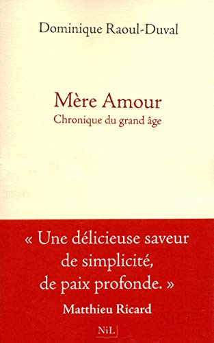 9782841112968: M�re Amour