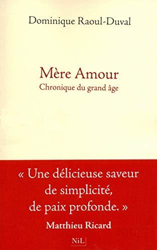 9782841112968: Mère Amour