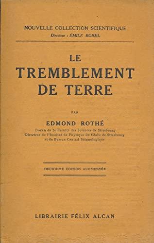 9782841130917: LE TREMBLEMENT DE TERRE