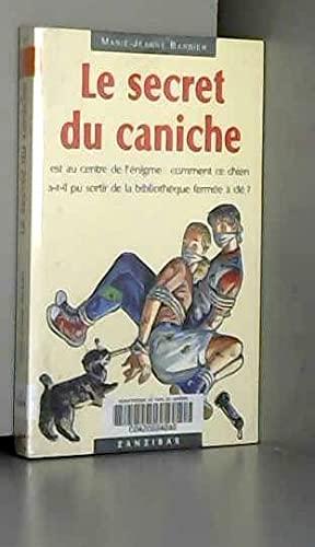 9782841130979: Secret du caniche (le) n.e.