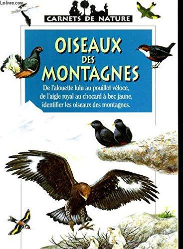 9782841132430: Oiseaux des montagnes