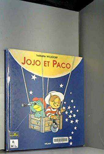 9782841132508: Jojo et Paco