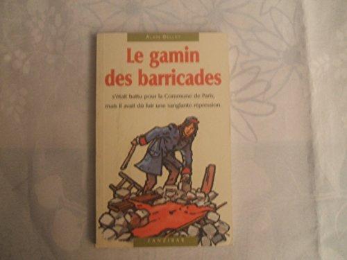 9782841133062: Le gamin des barricades