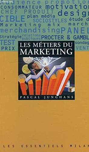 Les Métiers du marketing: Pascal Junghans