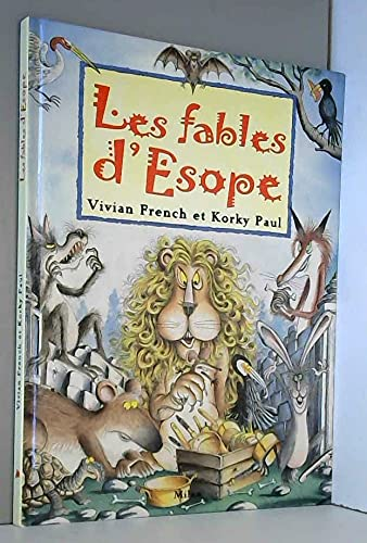 Les Fables d'Esope: French, Vivian, ?sope,